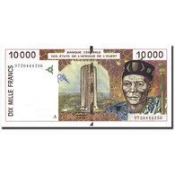 West African States, 10,000 Francs, 1997, KM:114Ae, 1997, NEUF - West-Afrikaanse Staten