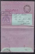 "INDIA, 1988, IPKF, Sri Lanka, Forces Letter From FPO 610  With Slogan ""FPO Celebrating APS Corps Day  IPKF"" Censor S-35 - India"