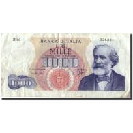 Italie, 1000 Lire, 1963, KM:96b, 1963-07-15, TB - [ 2] 1946-… : République