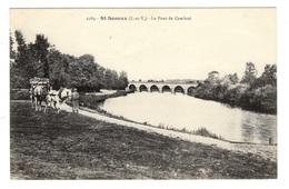35 ILLE ET VILAINE - SAINT-SENOUX Le Pont De Cambrai - France