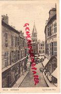 23 GUERET -LA GRANDE RUE - MERCERIE LAUSSAC - Guéret