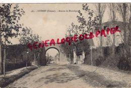 23 GUERET - AVENUE DE MAINDIGOUR - EDITEUR DE NUSSAC N° 465 - Guéret