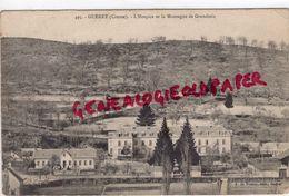 23 GUERET - L' HOSPICE ET LA MONTAGNE DE GRANCHEIX - EDITEUR DE NUSSAC N° 495 - Guéret