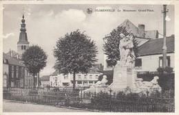 FLORENVILLE / LUXEMBOURG / LE MONUMENT 1914-18 SUR LA GRAND PLACE - Florenville