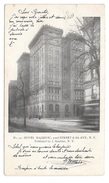 (16412-00) New York - Hotel Majestic - 72nd Street 8th Av - Koehler - Manhattan