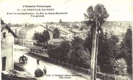 Carte Postale Ancienne De  LA NEUVILLE Au PONT - France