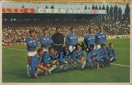 GANTOISE -  GENT (  Verso Met Namen Van De Spelers ) - Fútbol