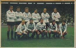 FC BRUGGE   (  Verso Met Namen Van De Spelers ) - Fútbol