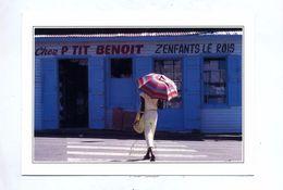Carte Reunion Saint Benoit - Saint Benoît