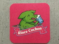 Sous Bock Biére Rince Cochon - Bierdeckel