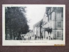 1925 Huningue, Rue Barbanègre - Huningue