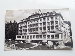 Grand Hotel EUROPE ( 04074 Wehrli ) Anno 19?? ( Zie Foto´s Voor Detail ) ! - LU Lucerne