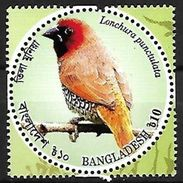 Bangladesh 2016 MNH - Scaly-breasted Munia (Lonchura Punctulata) - Zangvogels