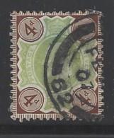 Regno Unito - 1902 - Usato/used - King Edward VII - Mi N. 109 - 1902-1951 (Re)