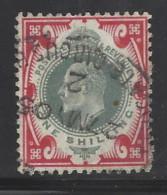 Regno Unito - 1902 - Usato/used - King Edward VII - Mi N. 114 - 1902-1951 (Re)