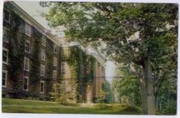 LEWISBURG Old Main Nucknell University - United States