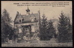 Tieghem Tiegem : Tieghembosch - Villa Albert à Louer ;  Pour Prix Et Conditions S'adresser à Callens - Derache --- Rrrr - Anzegem