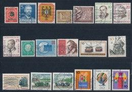 Duitsland/Germany/Allemagne/Deutschland Berlijn/Berlin 19491987 80+ (5 Scans)(Gebr/used/obl/o)(2689) - Duitsland
