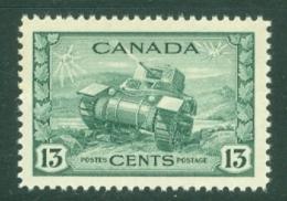 Canada: 1942/48   War Effort   SG384    13c      MNH - Neufs