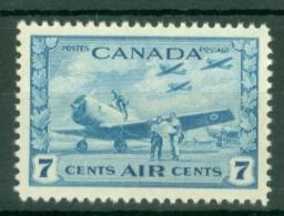 Canada: 1942/48   War Effort - Air   SG400    7c      MNH - Neufs