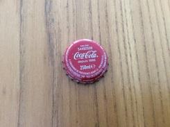 "Capsule * Soda ""Coca-Cola Depuis 1886 250ml / EAU CODE 54492509"" CP - Soda"