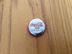 "Capsule ""Coca-Cola Light - SANS CALORIE"" Cp - Soda"