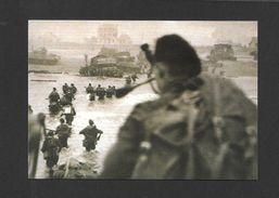 GUERRE 1939-45 - WAR 1939-45 - DÉBARQUEMENT EN NORMANDIE - SWORD BEACH - OPERATION OVERLORD - JOUR  J - 5 JUIN 1944 - Guerre 1939-45
