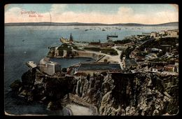 > Gibraltar Stamp & Cancel  >--ref 2674 - Gibraltar