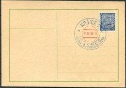 1938 Czechoslovakia Kosice Gymnastics Postcard - Czechoslovakia
