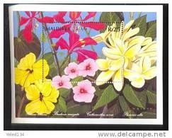 MALDIVES   1697 MINT NEVER HINGED SOUVENIR SHEET OF FLOWERS - ORCHIDS   #  515-2   ( - Végétaux