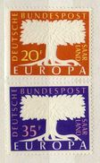 Saarland, 1957 Mi 402-403, Europa CEPT ** [270817XXI] - Europa-CEPT