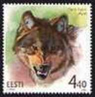 ESTONIA-WOLF(MINT) - Estland