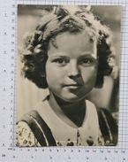 SHIRLEY TEMPLE - Vintage PHOTO REPRINT (170-ZL) - Actors