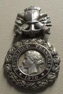 1870 - France - Médaille Militaire, IIIè République, ''valeur Et Discipline'' - Ante 1871