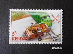 N°124 Michel - Kenya - Sécurité Routière - Trains