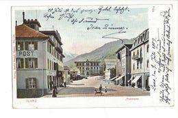 17418 - Ilanz Poststrasse - GR Grisons