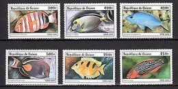 Guinea 1997 Fish MNH - Marine Life