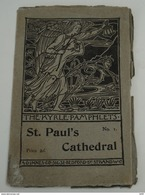 CATHEDRAL CHURCH OF SAINT PAUL IN LONDON BY LEWIS GILBERTSON  1893 - Culture