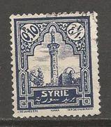 SYRIE N° 154 OBL - Syria (1919-1945)