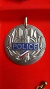 Médaille De Poche Période Vichy - GMR - Police