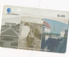 Télécartes - B2742 - Panama -  Télécarte Du Panama   ( Type,  Thème, Valeur, état... Voir Scan) - Panama