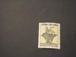 ITALIA REPUBBLICA - 1952 BIENNALE/leone Alato - NUOVO(++) - 1946-60: Mint/hinged