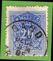 MiNr.P2 O Belgien Portomarken - Portomarken