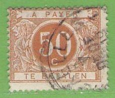 MiNr.P6 O Belgien Portomarken - Portomarken