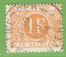 MiNr.P10 O Belgien Portomarken - Portomarken