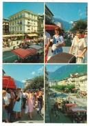 Suisse // Schweiz // Switzerland // Valais // Martigny, Jour De Marché - VS Valais