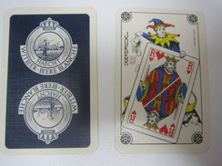 120.21 - JOKER  --  BIERE BLANCHE - HAECHT - Playing Cards (classic)
