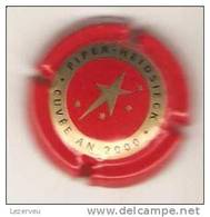 CAPSULE MUSELET CHAMPAGNE PIPER HEIDSIECK CUVEE AN 2000 - Piper Heidsieck