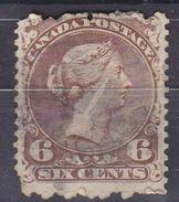 MICHEL NUM 22 - NON TRIE - EN L'ETAT - - 1851-1902 Règne De Victoria
