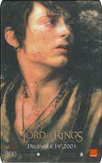 Thailand  Phonecard Orange - Lord Of The Rings Movie - Kino